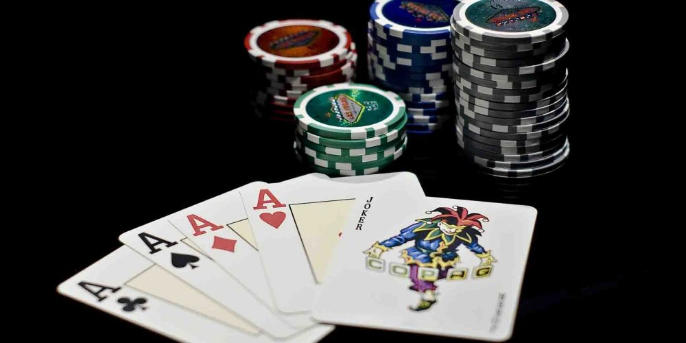 Couple of Terms About   Internet Poker Wagering